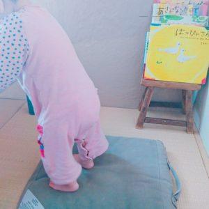福島市 ヒトト 座敷 赤ちゃん