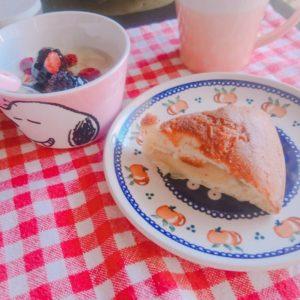 ヒルナンデス マコさん 炊飯器 りんごケーキ