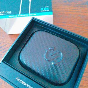 SoundPEATS(サウンドピーツ) Q30 PlusはAmazonの初売りで2685円とリーズナブルなのに たくさん付属品が付いてたよ!