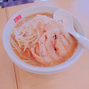 麺屋傑心(けしん)
