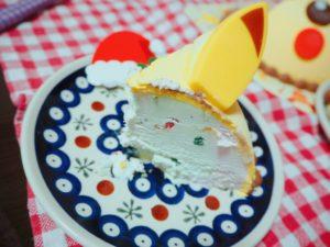 サーティワンピカチュウアイスケーキ2歳誕生日