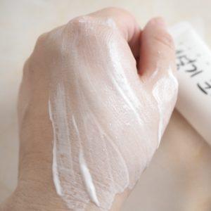 APLINシロモチクリームの口コミ(30代混合肌)