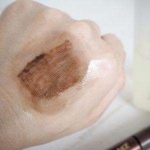 アニュanuモイスチャークレンジングオイル30代混合肌の口コミ